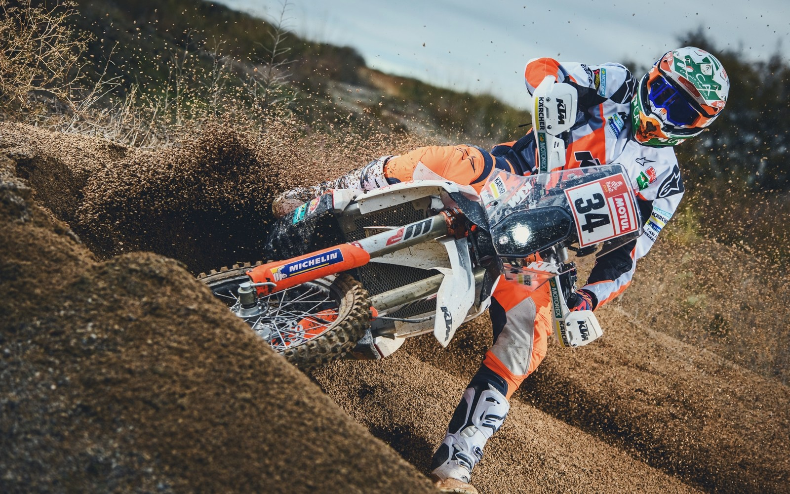 Foto de KTM 450 Rally Dakar 2019 (23/116)