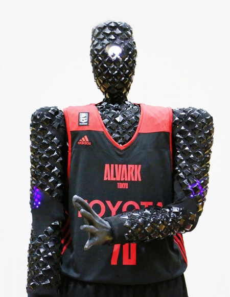 Toyota Basketball Robot Alvark Tokyo