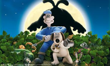 Las mejores películas infantiles: 'Wallace & Gromit. La maldición de las verduras'
