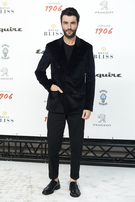 Javier Rey Esquire Men Of The Year Awards 2018