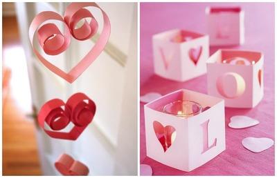 Especial San Valentín ahorrador: decorar, degustar y celebrar