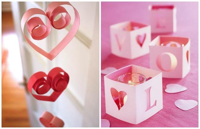 San Valentín ahorrador, corazones