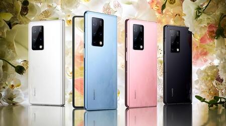Huawei Mate X2, el nuevo móvil plegable tiene una segunda pantalla, más cámaras y mucha más potencia