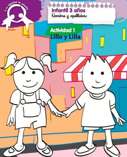 Actividades para Educación Infantil sobre la igualdad de género