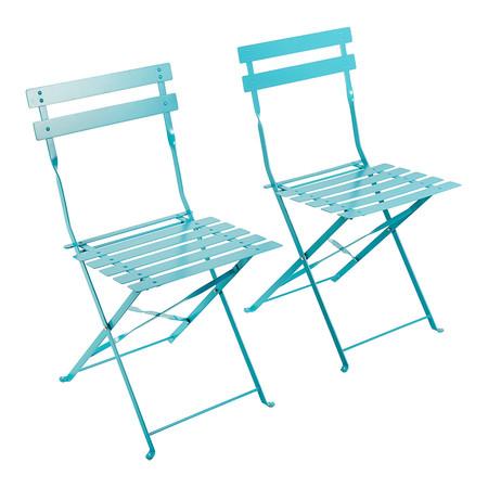 silla de exterior