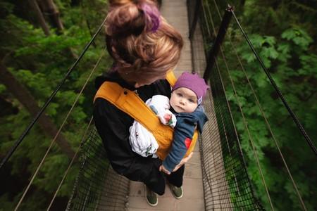 Mama Viajando Con Bebe