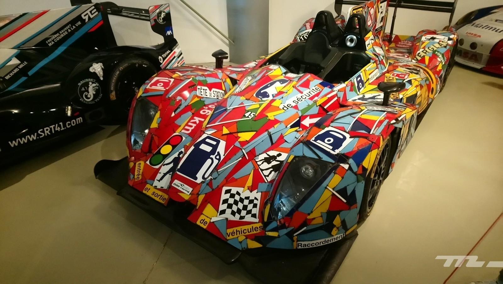 Foto de Museo de las 24 Horas de Le Mans (madurez) (43/45)