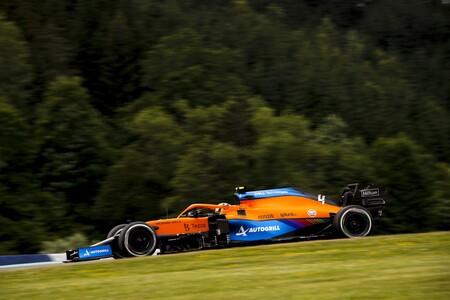 Norris Estiria F1 2021