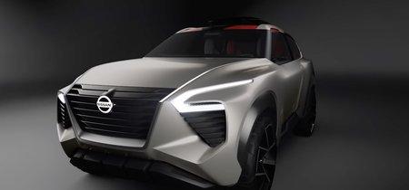 Nissan Xmotion: el asombroso concepto que llega con siete pantallas táctiles y un asistente virtual en forma de pez