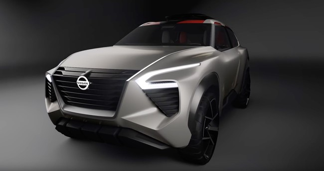 Nissan Xmotion Suv
