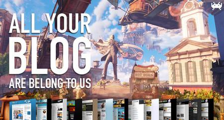 Las influencias de 'Bioshock Infinite', puñetazos y abadías del crimen. All Your Blog Are Belong To Us (CCXX)
