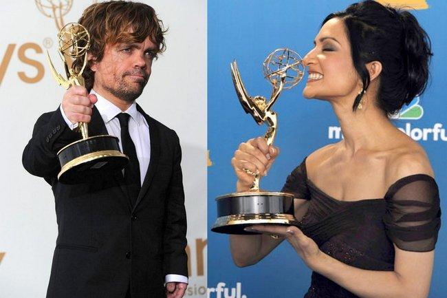Mejor actor y actriz secundarios en drama