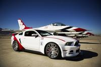 Ford Mustang US Air Force Thundebirds