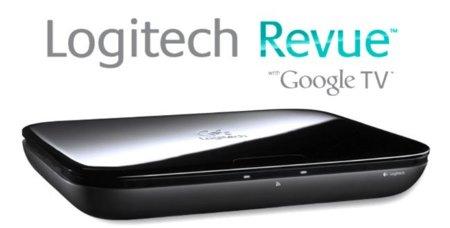 Logitech Revue y Google TV se dejan ver en vídeo
