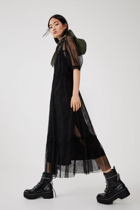 Zara Vestido Botas