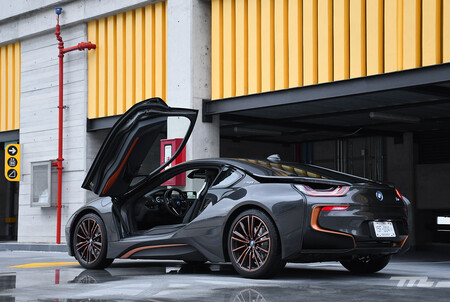 Bmw I8 Ultimate Sophisto Mexico 4