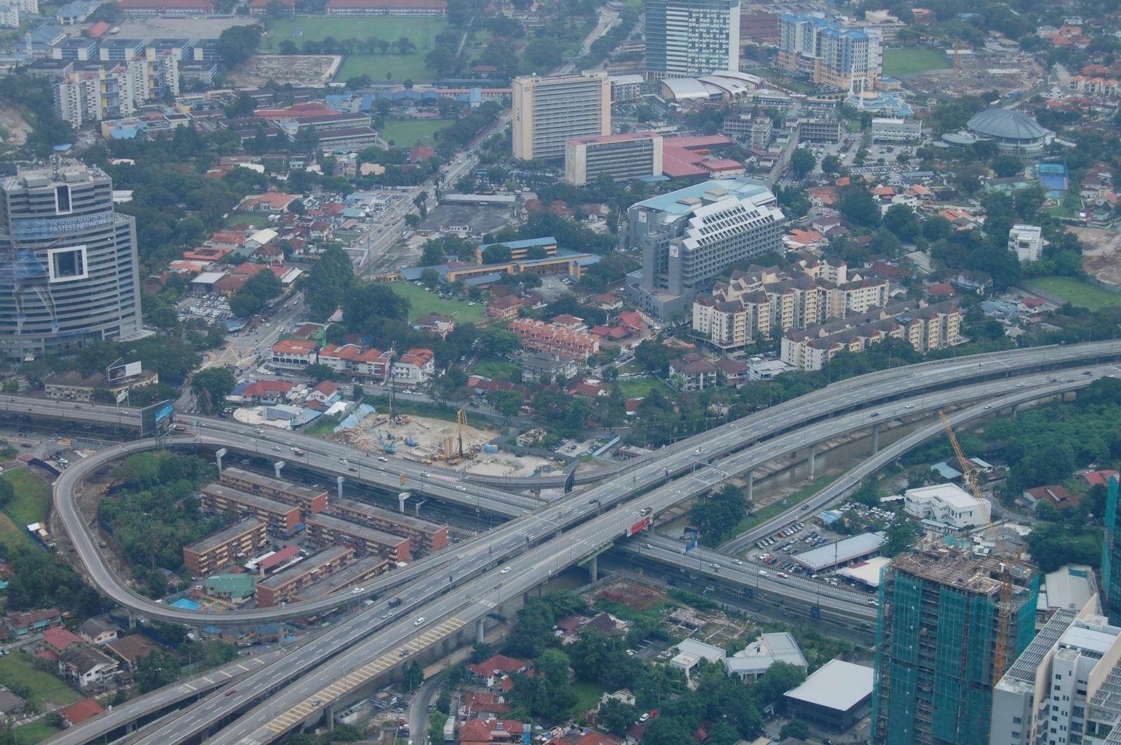 Foto de Visitando Malasia, días uno y dos (11/95)