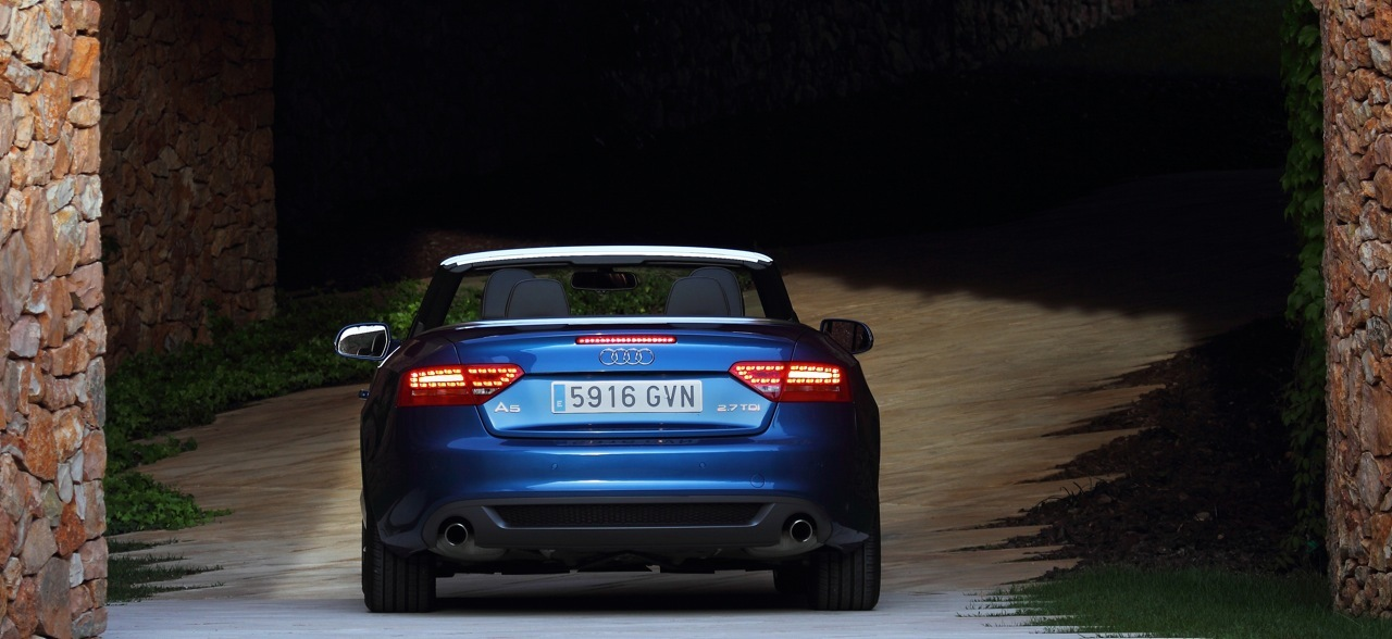 Foto de Audi A5 Cabrio (30/45)