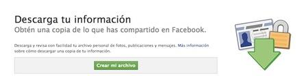 Truco Express: cómo descargar tus fotos de Facebook