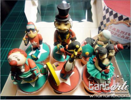 Tartarte es creatividad dulce y también tartas, galletas o 'muffins' personalizadas