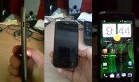 HTC Ville tomado en video con HTC Sense 4.0