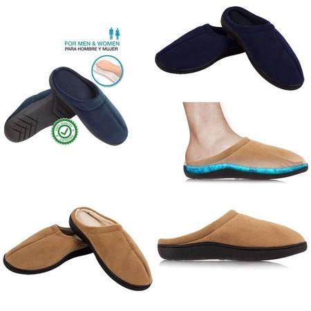 Zapatillas de gel relajantes y antifatiga rebajadas en eBay desde sólo 7,99 euros