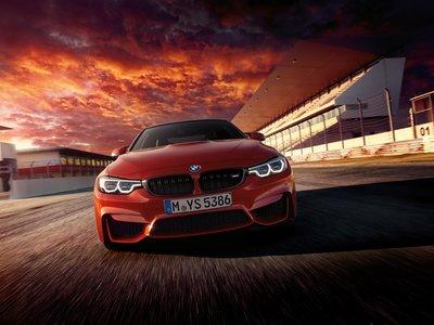 Los BMW M3 y M4 estrenan 'Paquete de competición', con 19 CV extra y mejoras de chasis
