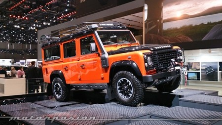 Land Rover Defender Ginebra 650 1