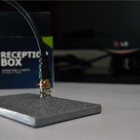 Esta antena de TV para interior y exterior presume de ser una de las más pequeñas del mundo