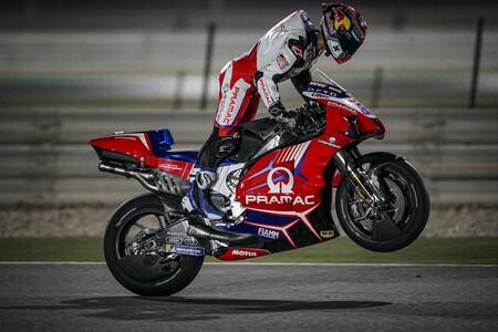 ¡Histórico! Jorge Martín se estrena como poleman en MotoGP y Valentino Rossi hace la peor qualy de su vida