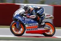 MotoGP Catalunya 2012: Maverick Viñales gana en una guerra sin cuartel en Moto3