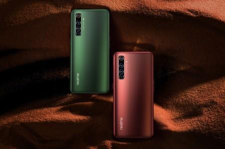 Realme X50 Pro 5G, seis cámaras, pantalla AMOLED de 90 Hz y Snapdragon 865 para una bestia que busca quitarle el trono a Xiaomi