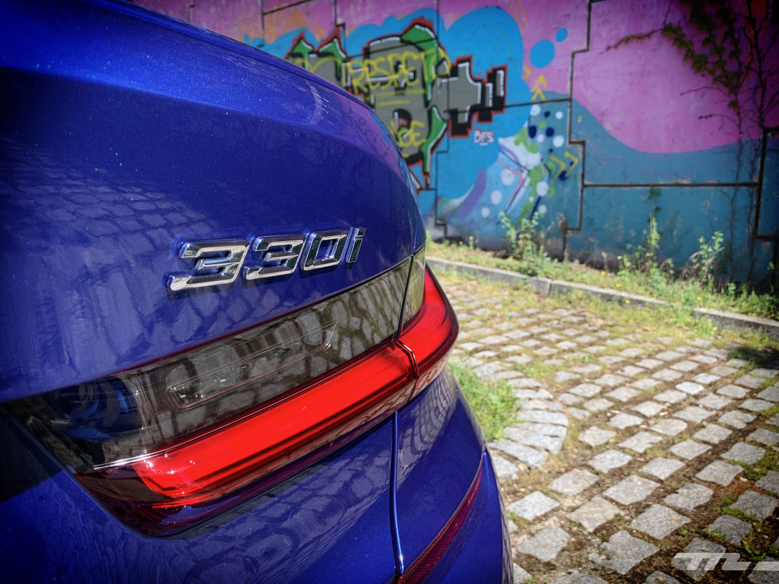 Foto de BMW 330i (prueba) (39/48)