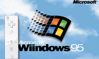 Nintendo Wii ejecutando Windows 95, ¿alguien se atreve?