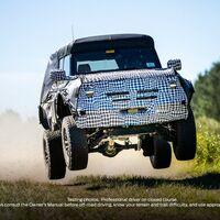 Ford Bronco Warthog: el posible nombre de la variante de alto desempeño y que podría llegar a los 400 hp