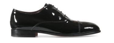 Zapatos masculinos Tod's que pisaron la alfombra roja de los Globos de oro 2012