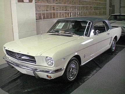 El primer 1964 1/2 Ford Mustang Convertible a la venta