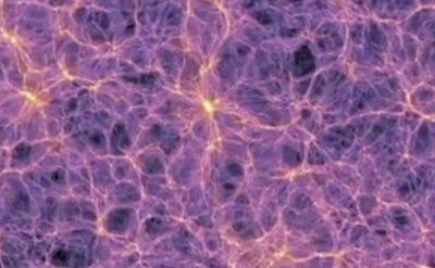 Contempla el universo como si fuera un cerebro humano