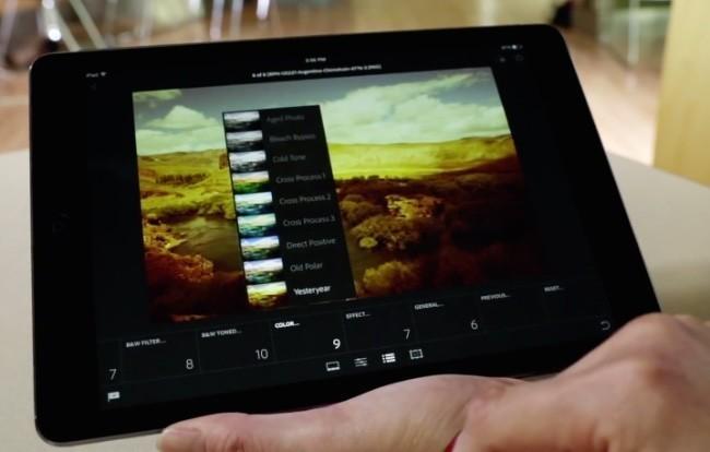Adobe Lightroom para iOS ahora se puede usar sin suscripción Creative Cloud