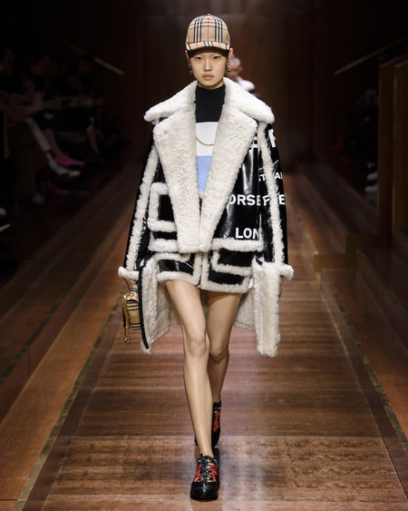 Burberry Autumn Winter 2019 Collection Look 5