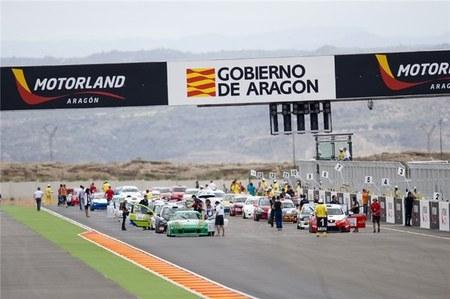 El circuito de Alcañiz ha quedado inaugurado
