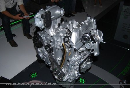 El motor TwinAir de Fiat se verá en el nuevo Panda y Punto Evo