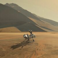 Así será la misión Dragonfly la NASA a Saturno y su luna Titan en busca de vida