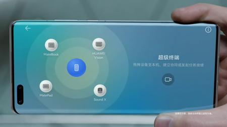 Conexion Harmonyos Huawei Super Dispositivo
