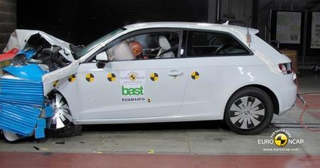 Audi A3 EuroNCAP