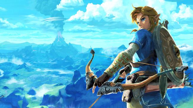 Zelda Breath Of The Wild 01