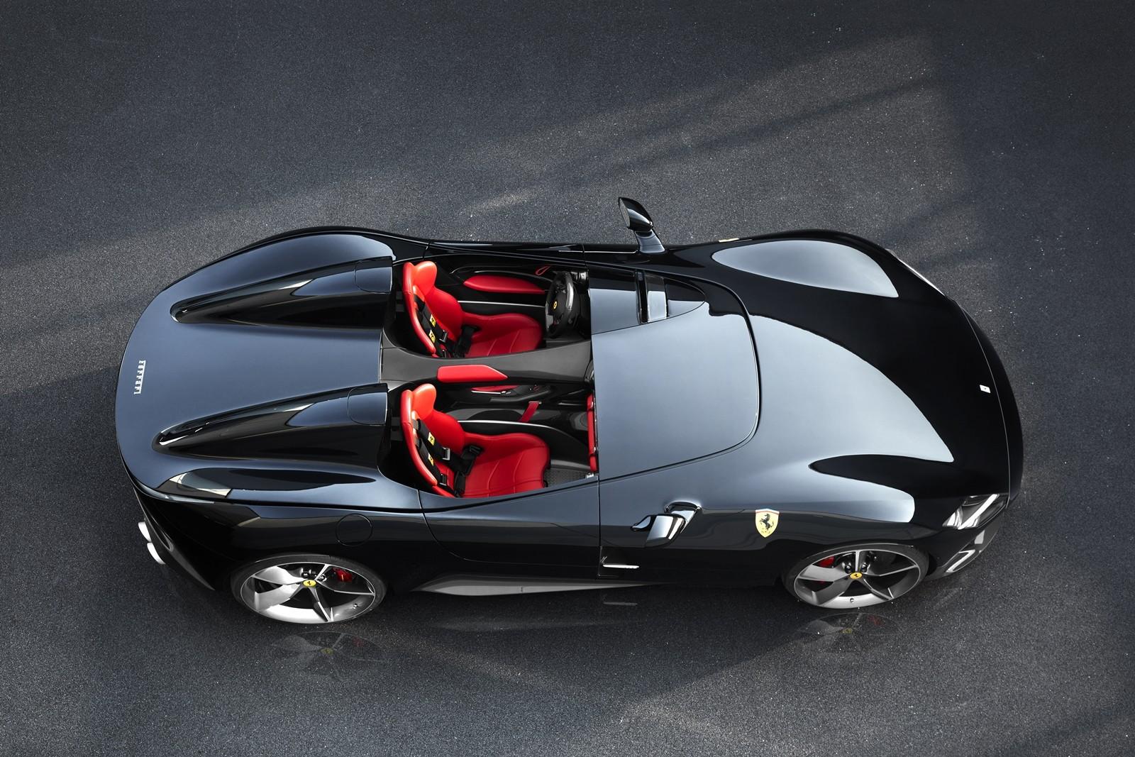 Ferrari Monza SP1 y Monza SP2 2019