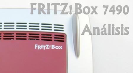 FRITZ!Box 7490, análisis
