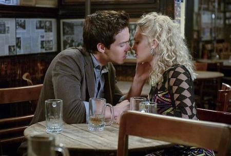 Carrie Bradshaw y su segundo novio.