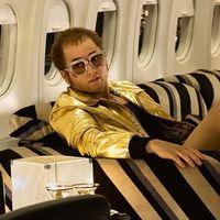 """Taron Egerton es Elton John: primer vistazo a 'Rocketman', definido como """"el primer musical para adultos"""" de la historia del cine"""